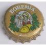 Tampinhas Antigas - Cerveja Bohemia Anos 2000