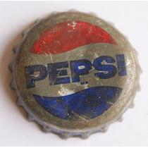 Tampinhas Antigas - Refrigerante Pepsi-cola Anos 70