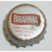 Tampinhas Antigas - Cerveja Brahma Anos 90