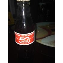 Espetacular Garrafa Coca Cola 50 Anos No Chile 1991