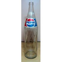 Garrafa Antiga Pepsi 1 Litro