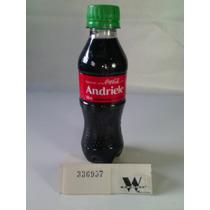 Garrafas Coca-cola / Pet Com Nome: Adriele