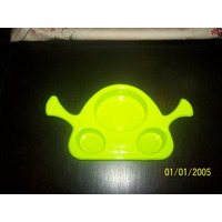Memorabilia Bandeja Do Mc Donalds Filme Shrek Disney Pixar