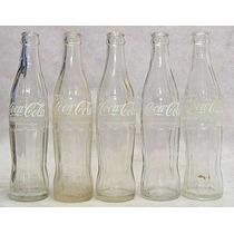 Garrafas Antigas - Coca-cola Média Anos 70/80
