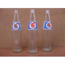 Antigas Garrafas Da Rc Cola - 290 Ml