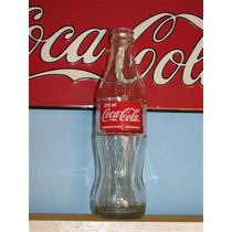 Garrafa Antiga Coca-cola Para Coleção 290 Ml