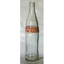 Garrafas Antigas - Coca-cola Meio Litro Anos 80