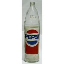 Garrafas Antigas - Pepsi 1,25 Litro Anos 80