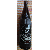 Garrafa Antiga De Refrigerante Minuano Limão - 1 Litro - M6