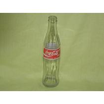 Antiga Coca Cola Garrafa De Vidro Refrigerante