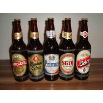 Garrafas De Cervejas Antigas