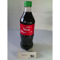 Garrafas Coca-cola / Pet Com Nome: Vera
