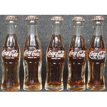 Cinco Antigas E Raras Minis Da Coca-cola ! Argentinas!