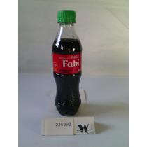 Garrafas Coca-cola / Pet Com Nome: Fabi