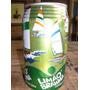 Lata Refrigerante Limão Brahma Vela - Coleção Atlanta 1996