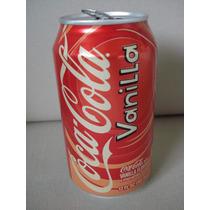 Lata Vanilla Coke Coca-cola Baunilha Importada Vazia