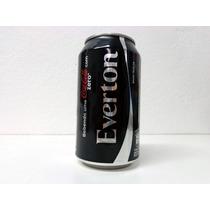 Lata Coca Cola Zero - Nomes - Everton - Vazia