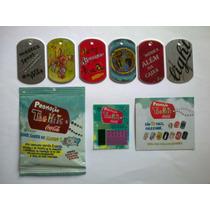 Promoção Tag Hits Com Corrente Coca Cola - 10 Modelos
