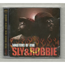 Cd - Sly And Robbie - Masters Of Dub - 2001 - Importado