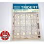 Gabarito Trident - Arquitetura Sanitários Mod A-10