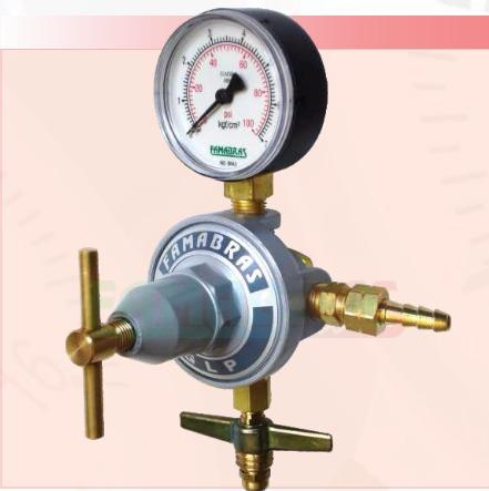 Regulador de press o glp g s natural famabras frg 13b - Regulador de gas ...