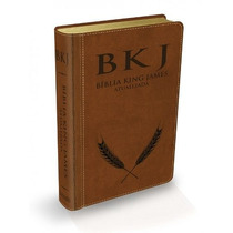 Bíblia De Estudo King James Notas De Estudo