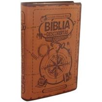 Bíblia Das Descobertas Para Adolescentes - Frete Grátis