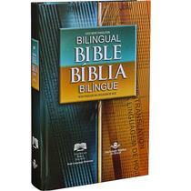 Bíblia Bilíngue Português - Inglês [ntlh] Capa Dura - Sbb