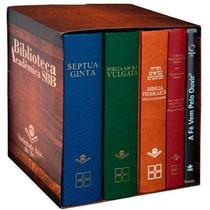 Biblioteca Acadêmica + Bíblia Jerusalém + Nvi Estudo Grande