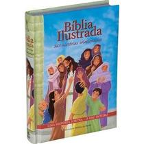 Bíblia Ilustrada - 365 Histórias Frete Grátis