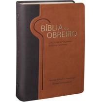 Bíblia Do Obreiro - Cerimônias - Preta Frete Grátis