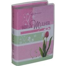 Bíblia Da Mulher Grande + Brinde Prot. De Capa Frete Grátis