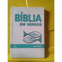 Bíblia Em Versos - Lucas E Atos Dos Apóstolos