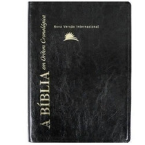 Bíblia Em Ordem Cronológica - Nvi