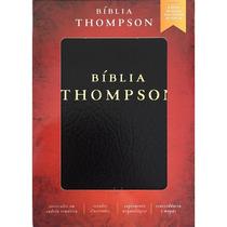 Bíblia De Estudo Thompson Capa Corvetex.