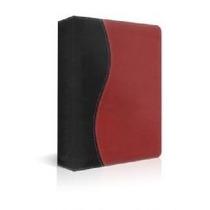 Bíblia Do Ministro - Capa Luxo Preta E Vermelha