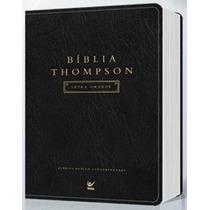 Bíblia Thompson Letra Grande - Tamanho Grande 17x24
