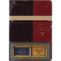 Bíblia Judaica Completa Capa Luxo