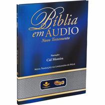 Bíblia Áudio Narrada Por Cid Moreira 2 Cds Mp3 Frete Grátis