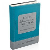 Bíblia Devocional Do Casal Nvi Luxo Cor Verde - Gary Chapman