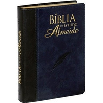 Bíblia De Estudo Almeida - Revista E Atualizada