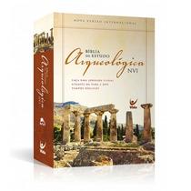 Bíblia De Estudo Arqueológica Nvi - Capa Dura
