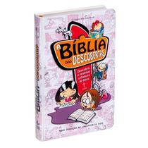 Bíblia Das Descobertas Rosa + Descobertas Marrom