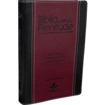 Bíblia De Estudo Plenitude - Nova Edição