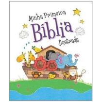 Minha Primeira Bíblia Ilustrada - Capa Dura - Novo, Lacrado!