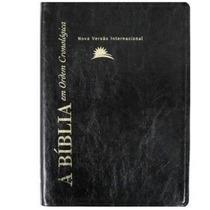 Bíblia Nvi Em Ordem Cronológica