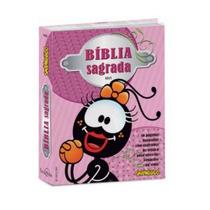 Bíblia Sagrada Nvi - Smilinguido Faniquita - Brochura