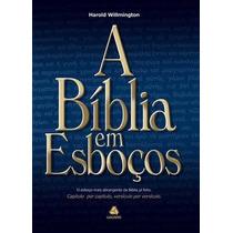 A Bíblia Em Esboços - Editora Hagnos
