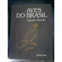 Livro Aves Do Brasil