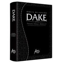 Bíblia De Estudo Dake Nova Edição 2015 Dicionário Expandido